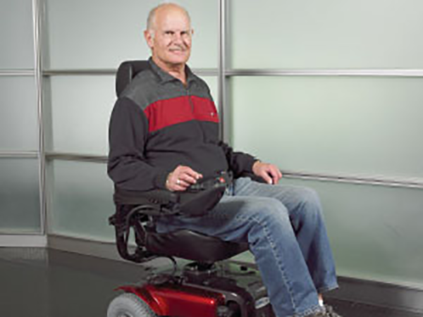 Choose the right wheelchair
